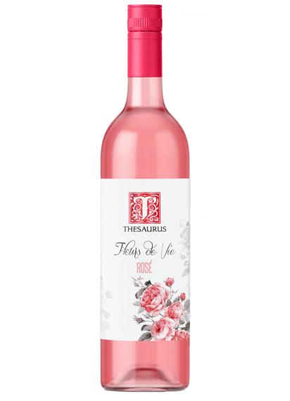 Rose Fleurs de Vie 2019 (Cabernet Sauvignon/ Shiraz)
