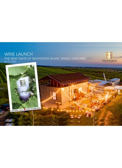 Lansare Single Vineyard'2019