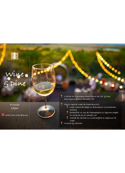 Wine & Dine 04.06.2021